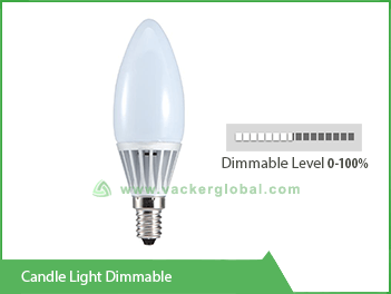 candle-light-dimmable